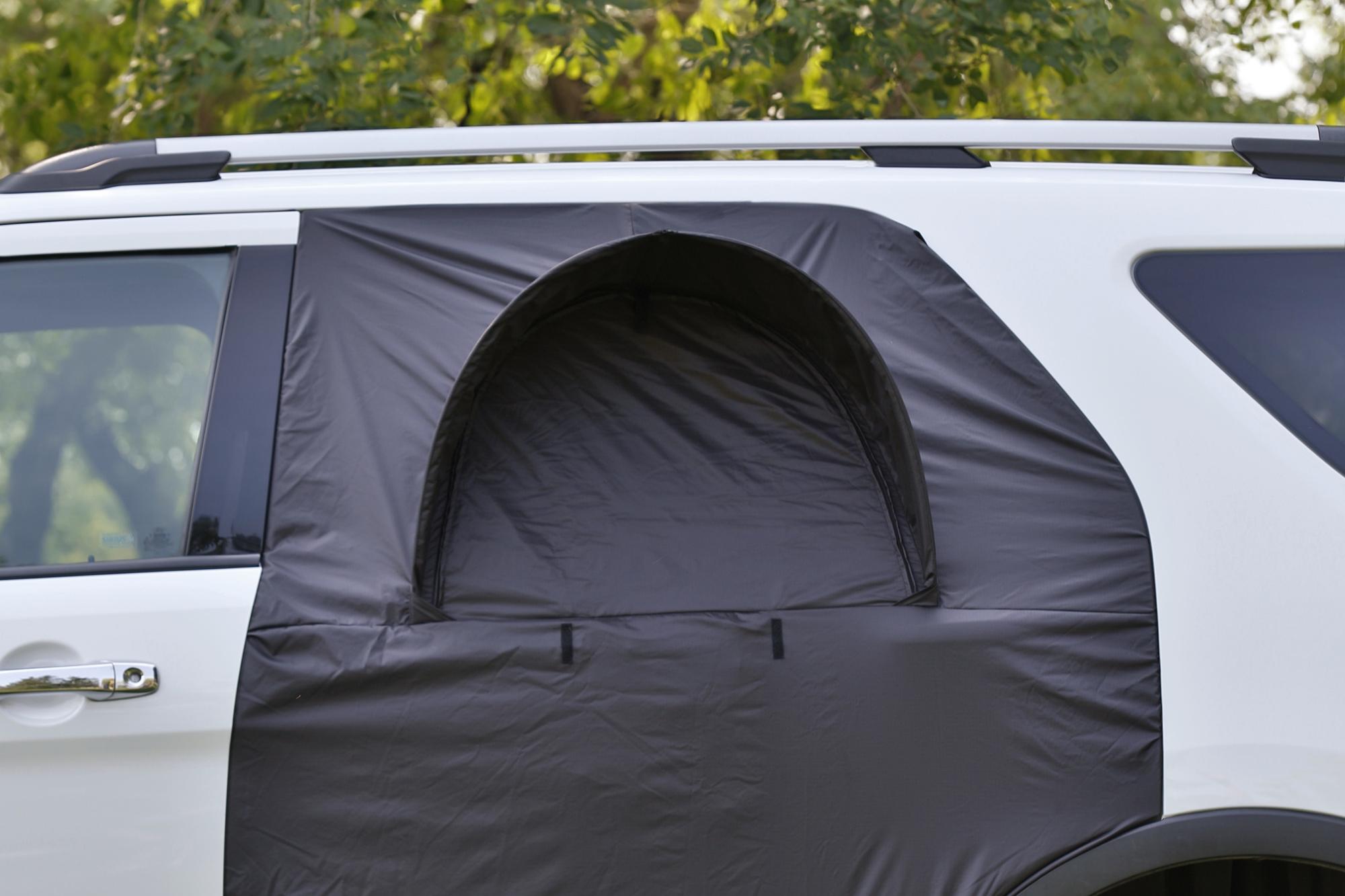 Roadie Products Outdoor Gear The Overnighter Suv Door